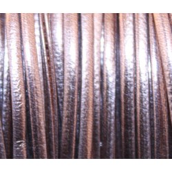 glimmend acryl veter brons