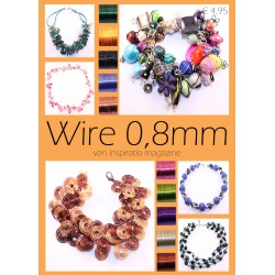 Wire 0,8mm van Inspiratio magazine