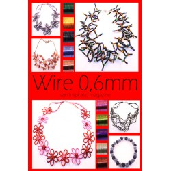 Wire 0,6mm van Inspiratio magazine